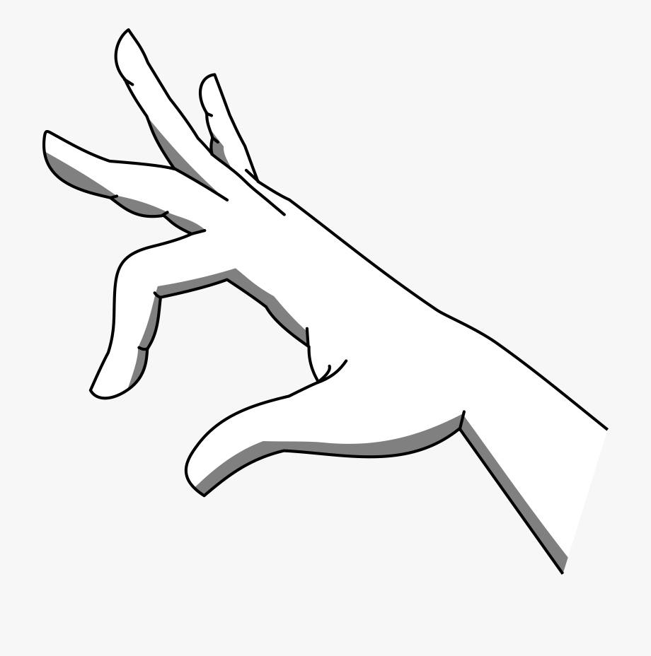 Holding Hand.