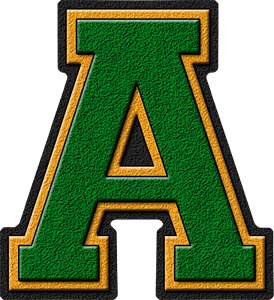Letter A PNG images free download, a png.