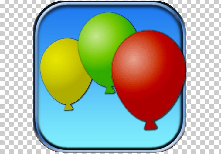 Balloons Splash How Many  ? Balloon Pop Android PNG.