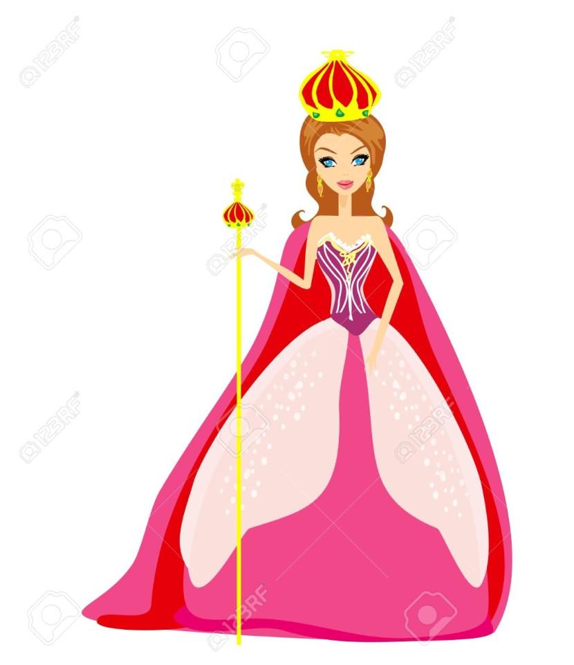 Queen Clipart.