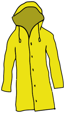 The best free Raincoat clipart images. Download from 27 free.