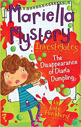 Mariella Mystery Investigates The Disappearance of Diana.