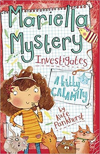 Mariella Mystery Investigates A Kitty Calamity.