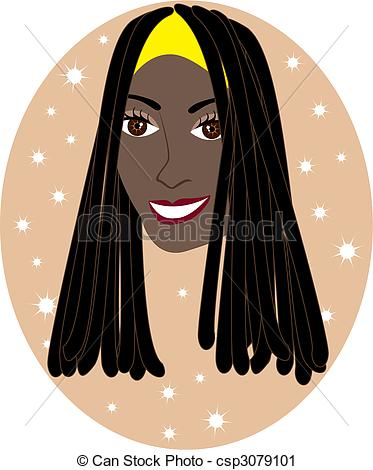 Dreadlocks Clip Art and Stock Illustrations. 460 Dreadlocks EPS.