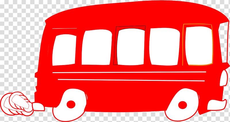 School bus Transit bus redBus.in , bus transparent.