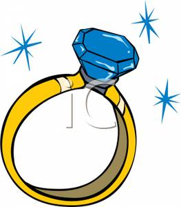 A Ring Clipart.