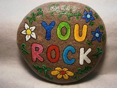 Image result for paint a rock clipart.