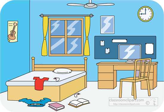 A Room Clipart.