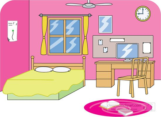 Room clipart my house #8.