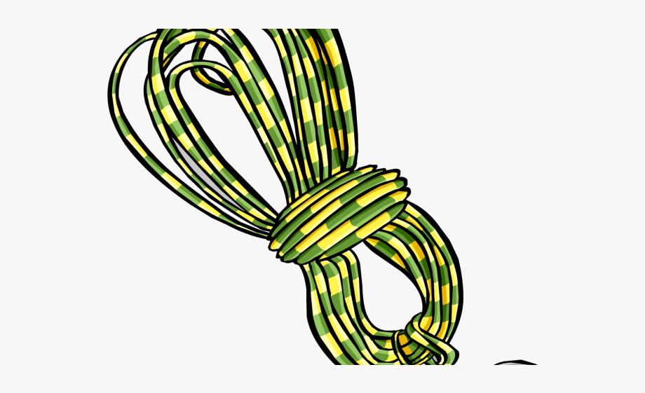 Rock Climbing Rope Clipart , Transparent Cartoon, Free.