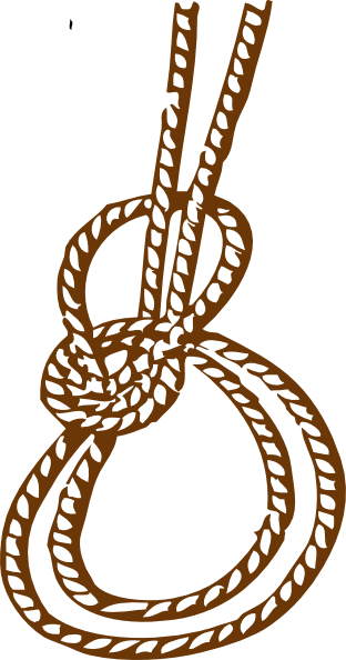 Western Rope Clipart.