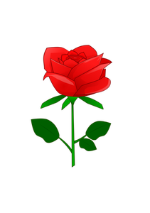 337 rose free clipart.