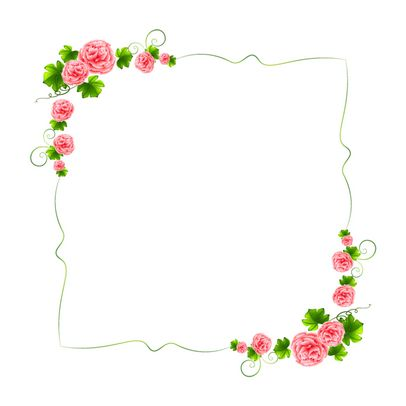 Free Flower Cliparts Frame, Download Free Clip Art, Free.