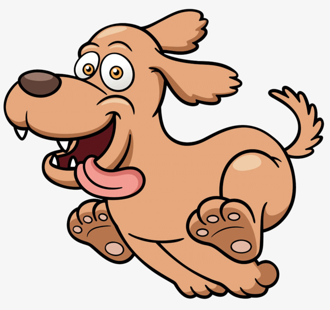Running dog clipart 6 » Clipart Station.