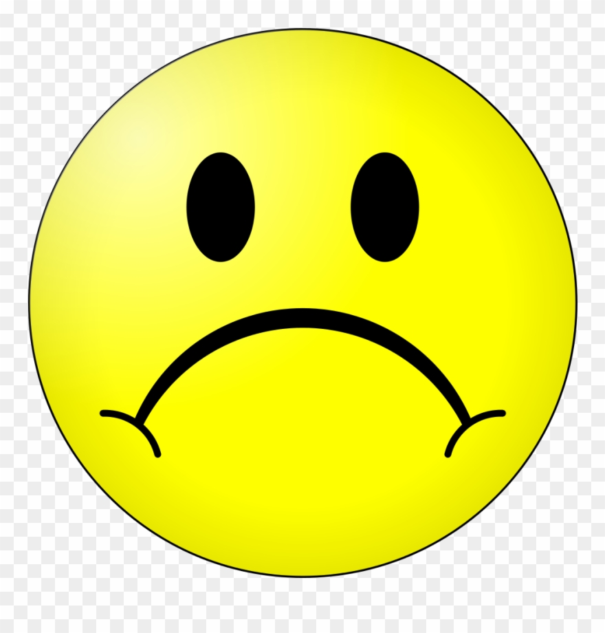 Sad Face Smiley Free Download Clip Art On.