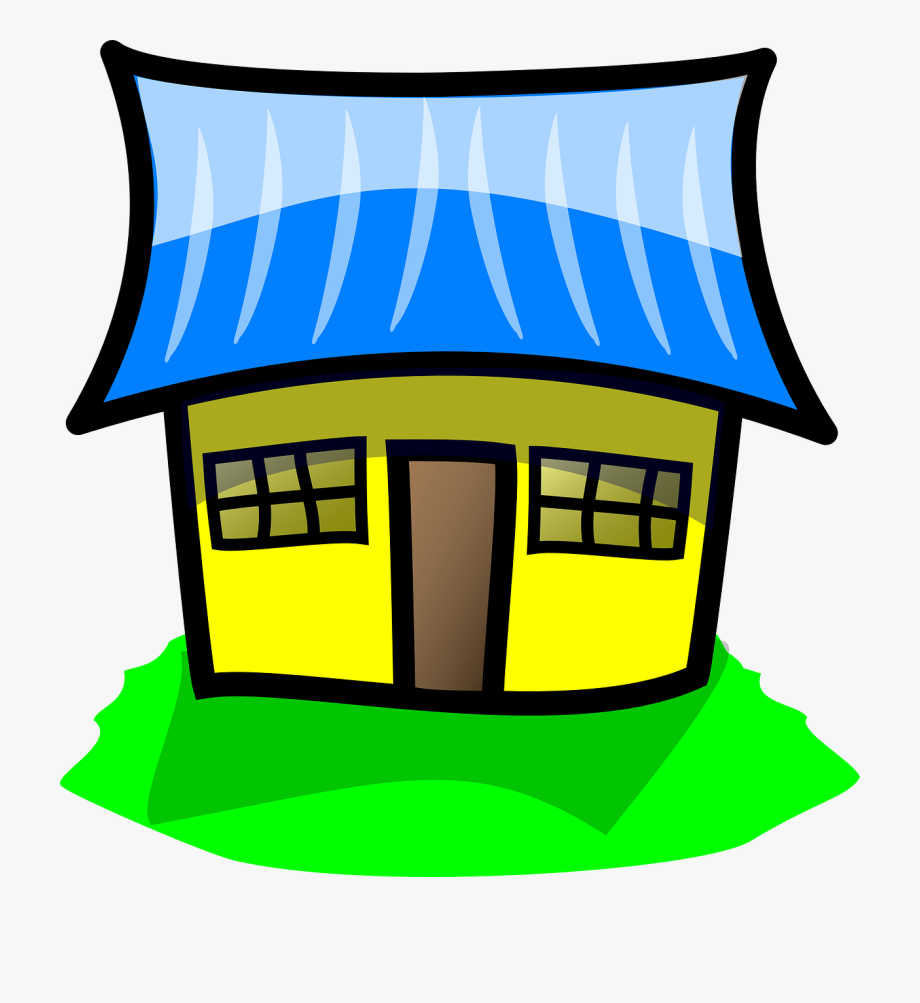 House Cartoon Png.