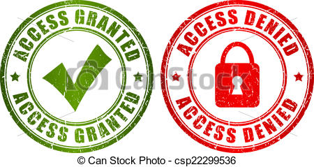Access granted Clip Art and Stock Illustrations. 3,971 Access in.