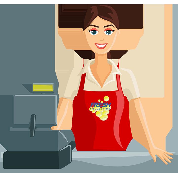 Shop assistant png 1 » PNG Image.