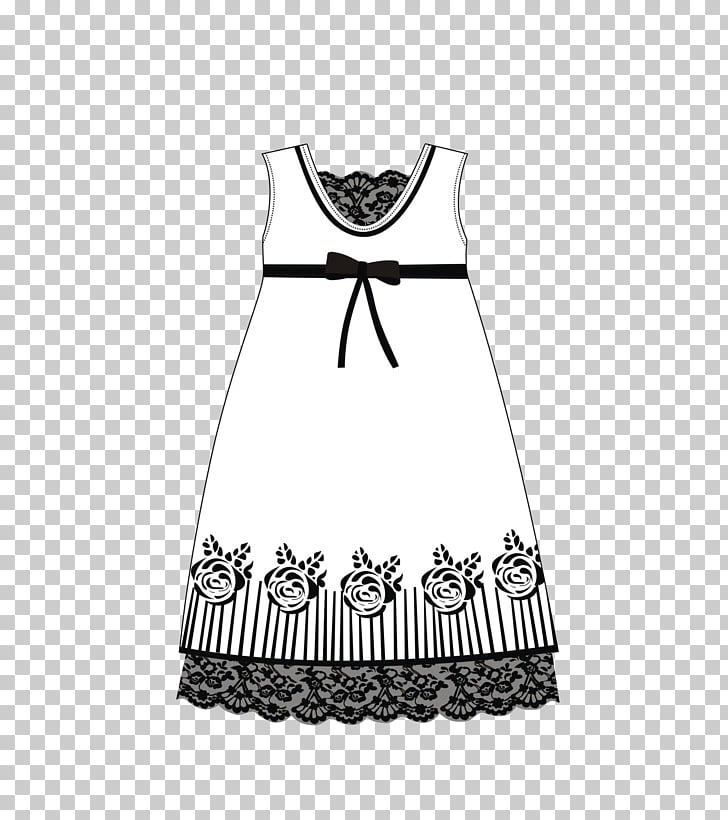 Dress Clothing Sleeve, Even a simple pen can be painted PNG.