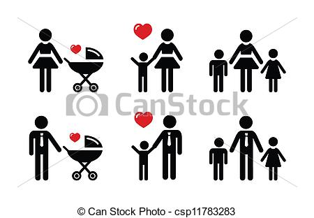 Single mother Vector Clipart EPS Images. 1,535 Single mother clip.