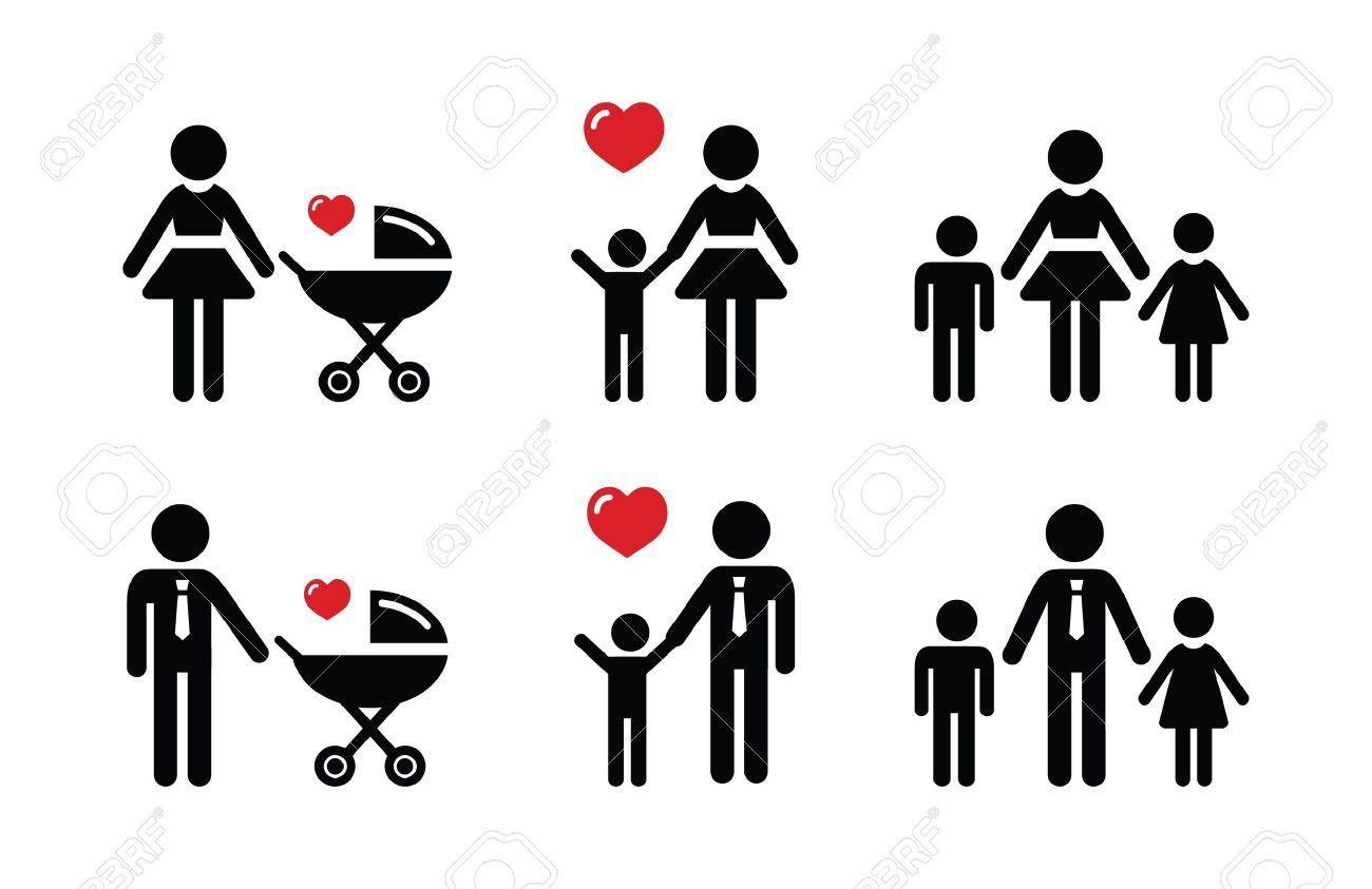 Single Parent labelling.