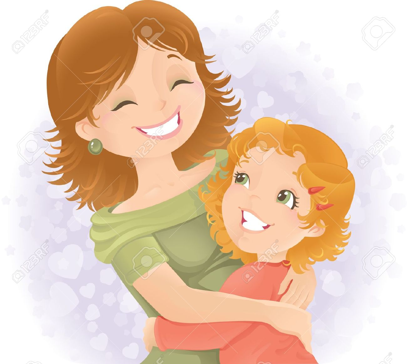 Parent Single Mom Dad And Family Clipart. Snowjet.co.