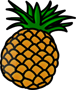 Free Fruit Clip Art is Sweet and Good for You.