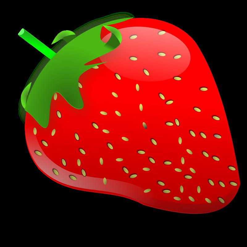 Strawberries, Lemons & Cherries.