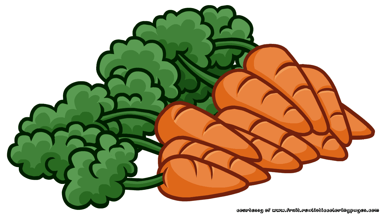 20 Incredible Carrot Vegetables Clipart.
