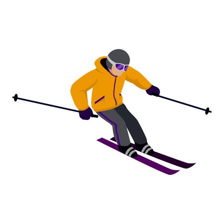 Snow skiing clipart 3 » Clipart Station.