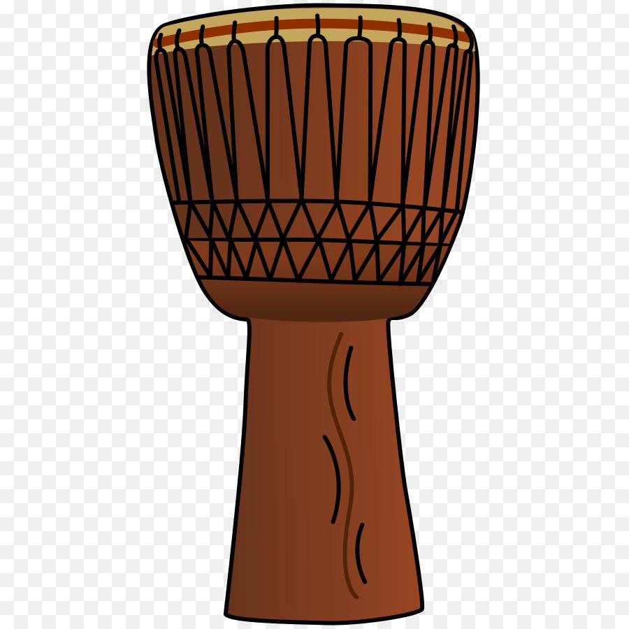 Africa Djembe Drum Clip art.