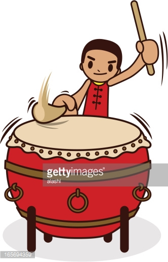 Drum Skin Vector Art And Graphics.