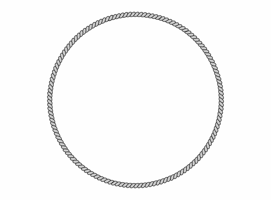 Small Circle Of Dots Transparent Background.