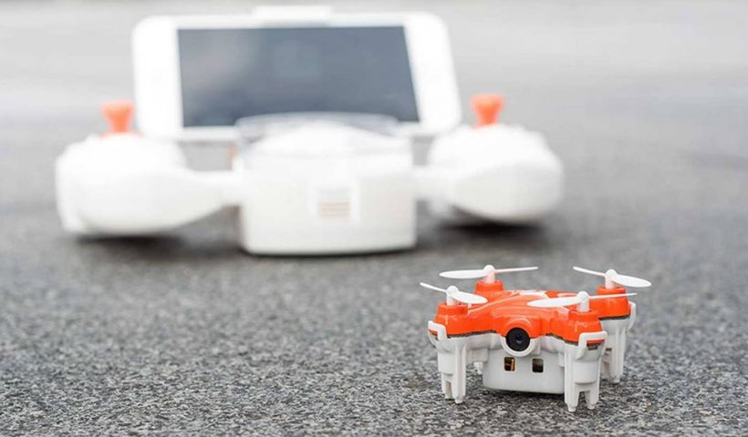 Top 10 Best Small Drones with Camera in 2019.