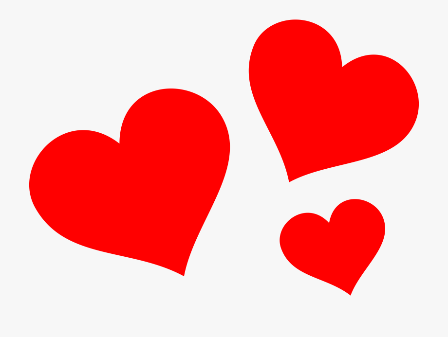 Red Heart Clipart Png.