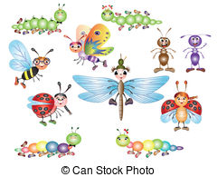 Small insect Vector Clip Art EPS Images. 4,398 Small insect.