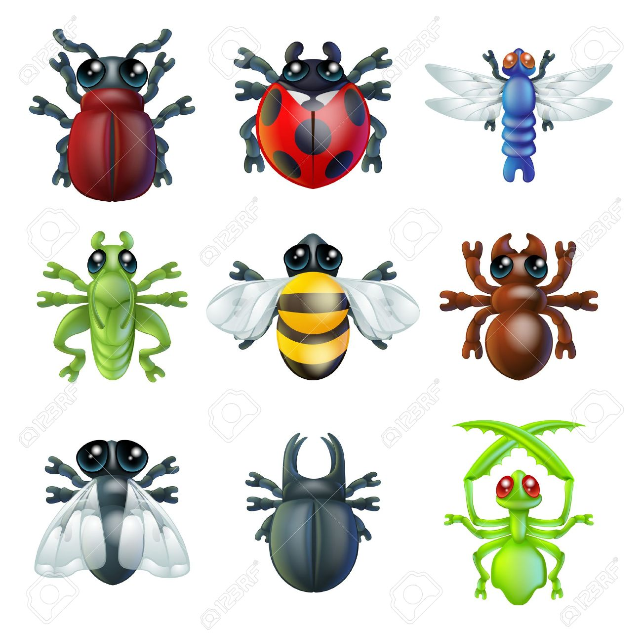 11,735 Small Insect Stock Illustrations, Cliparts And Royalty Free.