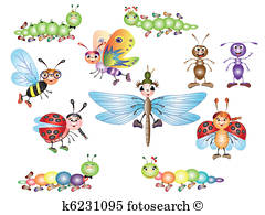 Small insect Clip Art Illustrations. 4,335 small insect clipart.