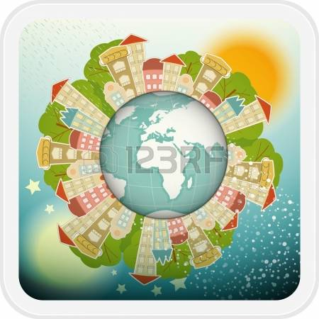 1,662 Small Planet Stock Vector Illustration And Royalty Free.