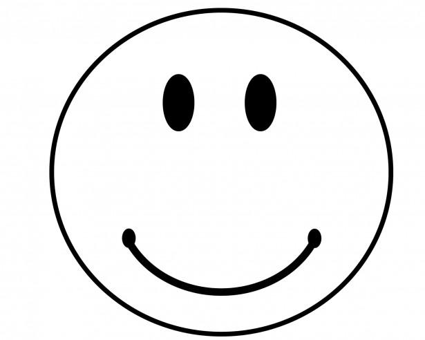 Clip Art Smiley Face Free Stock Photo.