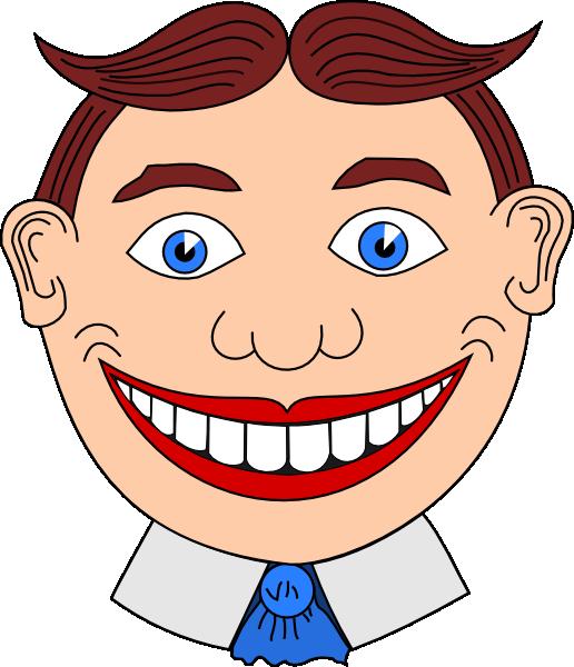 Smiling Person Clip Art at Clker.com.
