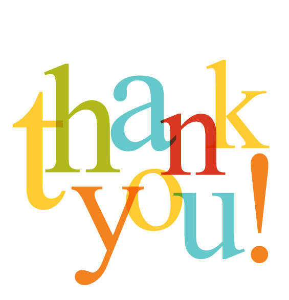 Blog O\' Gratitude: This THANK YOU is for you..