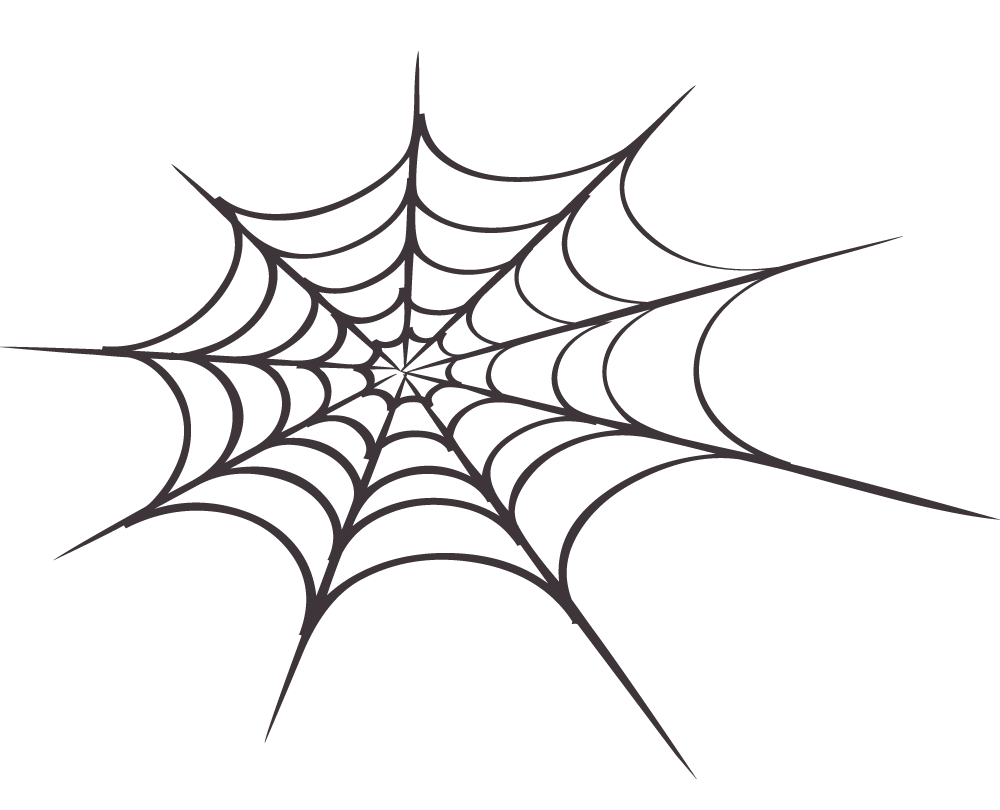 Spider web spiders web clip art clipart clipartcow.