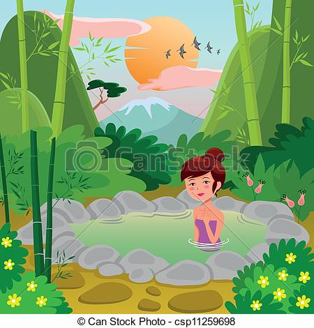 Spring water clipart 5 » Clipart Station.