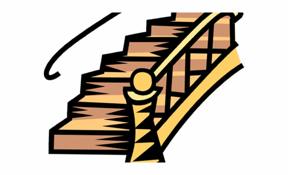 Clipart Wallpaper Blink Stairs Black And White Png.