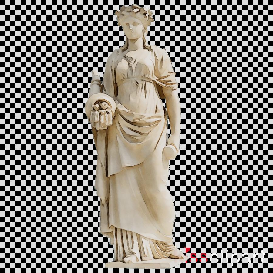 statue clipart Statue Classical sculpture Figurine clipart.