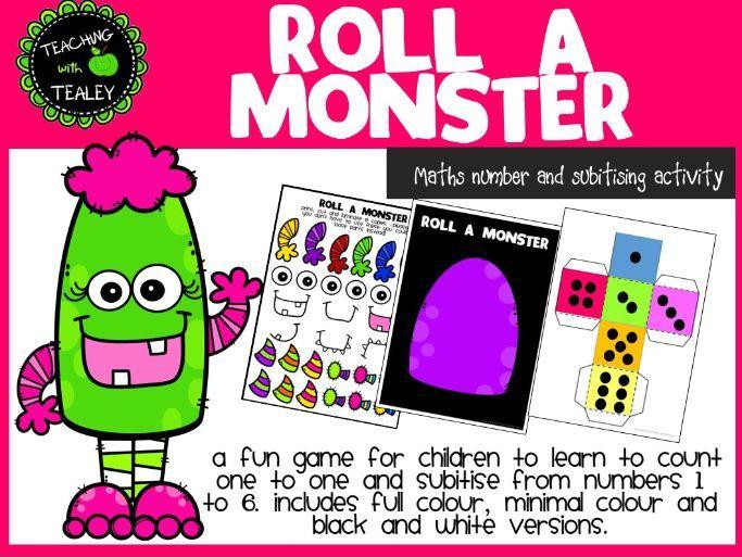 Roll a Monster.