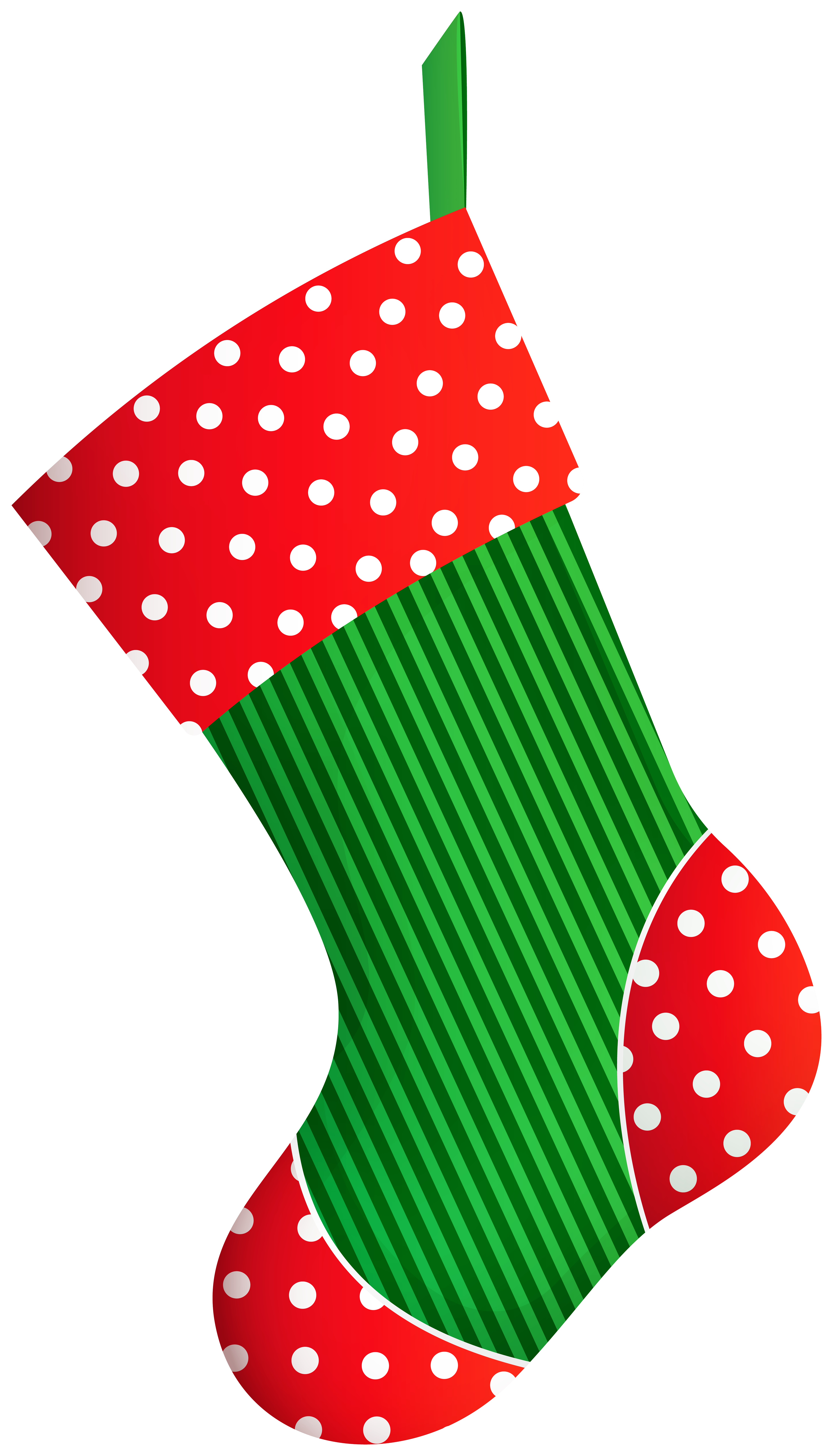 Clip Art Christmas Christmas Stockings Portable Network.