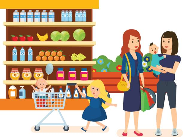 Grocery store clipart 3 » Clipart Station.
