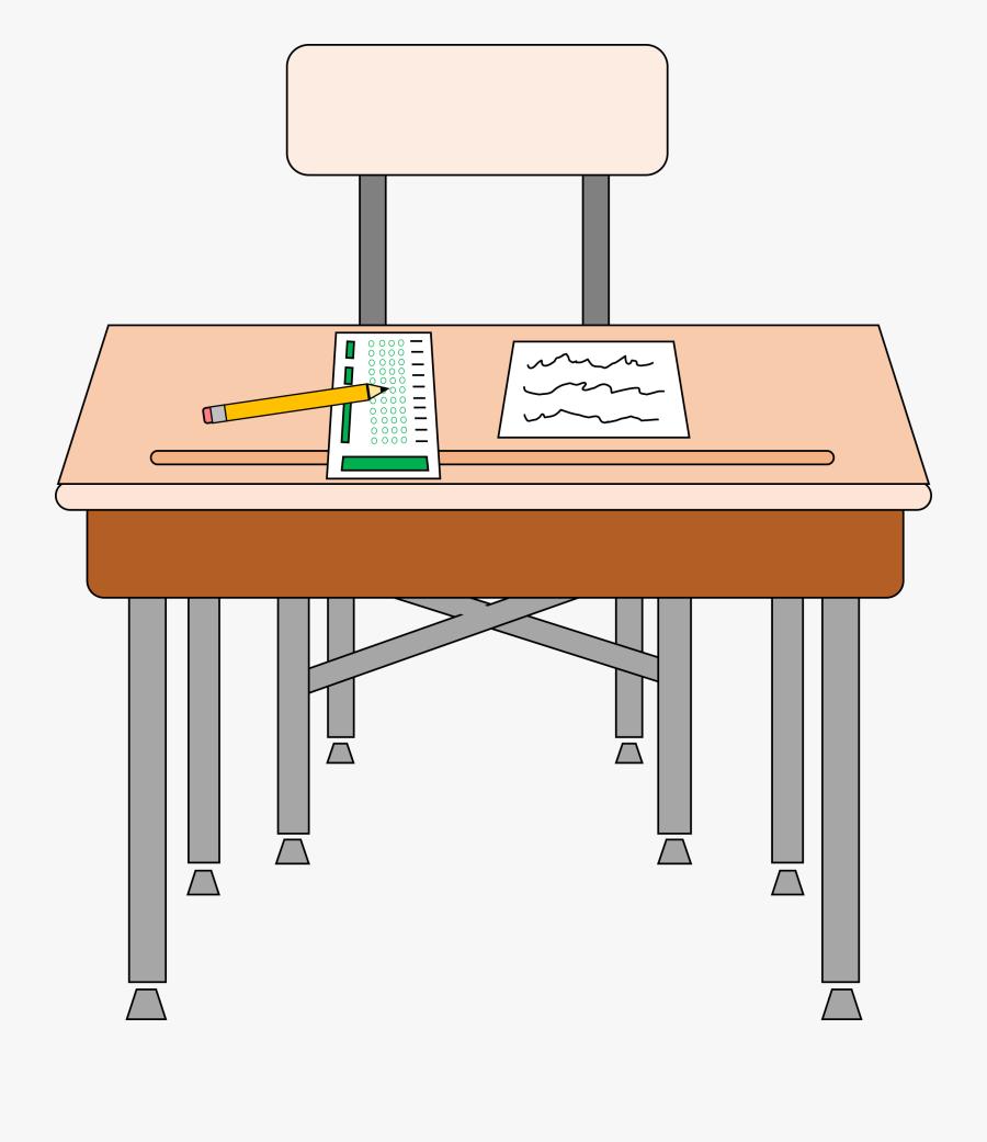 Classroom Desk Clipart , Free Transparent Clipart.